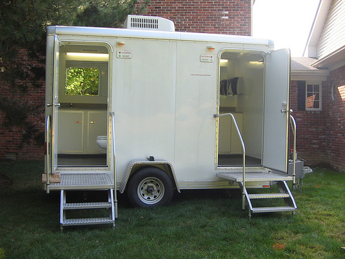 Luxury Restroom Trailer Rentals Tent All Rent All Utica Ny Rome - Bathroom trailer rentals